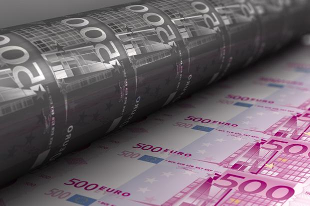 BCE QE - Quantitatif Easing